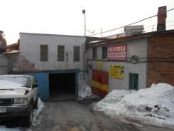 Купить выгодно помещение под склад или мастерскую на Камском переулке. Переулок Камский 8, р-н Столетие, 44 кв.м. Дом снаружи