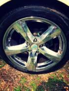 Продам комплект колёс. 8.0x18 5x114.30 ET-35