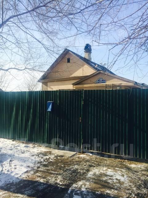 Продам дом с земельным участком. Улица Чемеркина 29, р-н Слобода, площадь дома 27 кв.м., скважина, электричество 15 кВт, отопление электрическое, от...