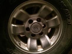 Диски колесные. Toyota Hilux Surf, KZN185, KZN185G, KZN185W Toyota Land Cruiser Prado, KZJ95