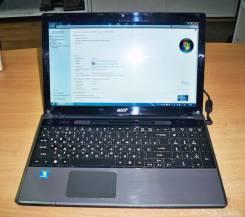"Acer Aspire 5553G-P544G50Miks. 15.6"", 2,1ГГц, ОЗУ 4096 Мб, диск 500 Гб, WiFi, аккумулятор на 2 ч."