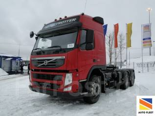 Volvo FM. -Truck 6x4, в наличии 3 тягача, 12 780 куб. см., 60 000 кг.
