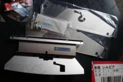 Кулинг-панель Nissan Silvia S14 (рестайл) radiator cooling plate. Nissan Silvia, S14