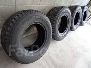 Bridgestone Blizzak DM-Z2. Зимние, без шипов, износ: 20%, 4 шт