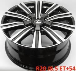 Lexus. 8.5x20, 5x150.00, ET54, ЦО 110,1мм.