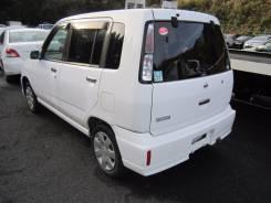 Бампер. Nissan Cube, AZ10 Двигатель CGA3DE