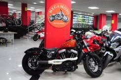 Harley-Davidson Sportster Forty-Eight. 1 200 куб. см., исправен, птс, без пробега