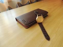 Мужское портмоне-клатч Montblanc + подарок Жми!