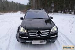 Mercedes-Benz GL-500