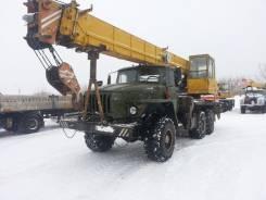 Урал. Продам Автокран 25тонн, 250 000 кг., 22 м.