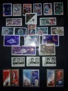 Коллекция марок. 900 шт.