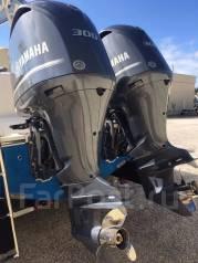 Yamaha. 300,00л.с., 4х тактный, бензин, нога X (635 мм), Год: 2016 год
