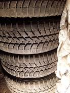 Bridgestone Ice Cruiser 5000. Зимние, шипованные, износ: 20%, 4 шт
