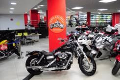 Harley-Davidson Dyna Street Bob. 1 582 куб. см., исправен, птс, с пробегом