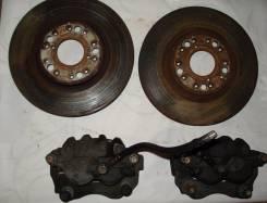 Тормозная система. Toyota Mark II, JZX100, JZX90, JZX90E Двигатель 1JZGTE