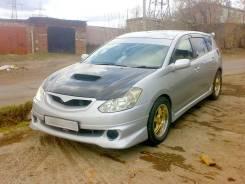 Обвес кузова аэродинамический. Toyota Caldina. Под заказ