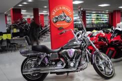 Harley-Davidson Dyna Wide Glide. 1 450 куб. см., исправен, птс, с пробегом