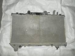 Радиатор охлаждения двигателя. Toyota Corona Двигатель 4AFE