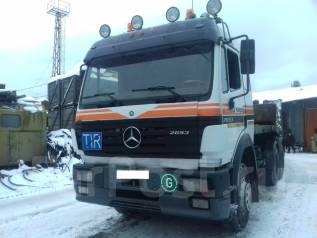 Mercedes-Benz 209D. Mercedes Benz 2653, 15 928куб. см., 15 000кг., 6x4
