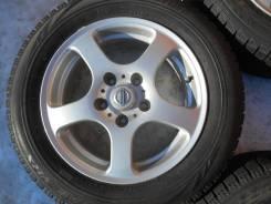 Nissan. 6.0x15, 5x114.30, ET45