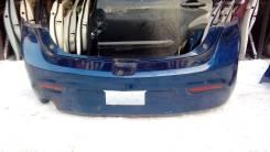 Бампер. Mazda Axela, BLEFW