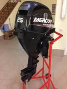 Mercury. 25,00л.с., 4х тактный, бензин, нога S (381 мм), Год: 2016 год