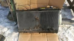Радиатор охлаждения двигателя. Subaru Legacy, BR9, BRF, BRG, BRM
