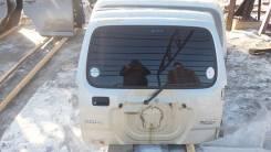 Дверь багажника. Suzuki Jimny, JB33W, JB23W, JB43W Suzuki Jimny Wide, JB33W, JB43W Двигатели: G13B, M13A