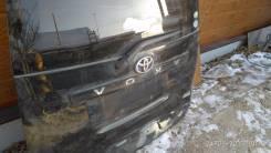 Дверь багажника. Toyota Voxy, ZRR75, ZRR75W