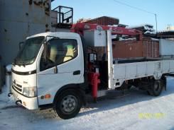Hino 300. Эвакуатор Hino 3,5 тонн продам, 4 009 куб. см., 3 600 кг.