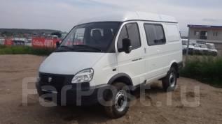 ГАЗ 27527. Продается грузопассажирский фургон ГАЗ-27527, 2 890 куб. см., 900 кг.