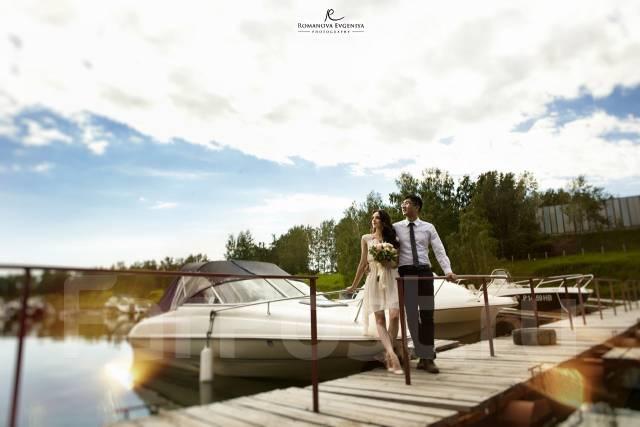 Фотограф Евгения Романова Свадебная фотосъемка