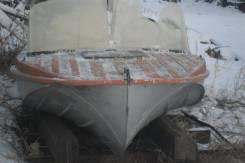 Казанка-5М2. Год: 1985 год, длина 4,20м., двигатель подвесной, 30,00л.с., бензин