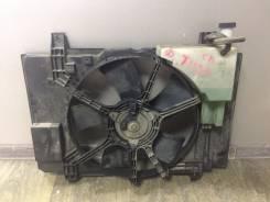 Диффузор. Nissan Tiida, C11 Двигатель HR15DE