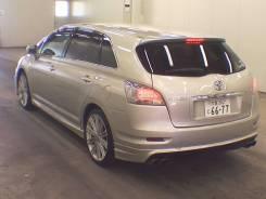 Обвес кузова аэродинамический. Toyota Mark X Zio, ANA10, GGA10, ANA15 Двигатели: 2AZFE, 2GRFE