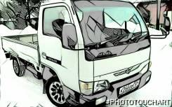 Nissan Atlas. Продам супер грузовичек, 2 700 куб. см., 1 500 кг.