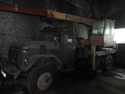 ЗИЛ. Продам СКБМ 1991 Краново буровая, 6 000 куб. см.