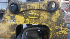 Навесное оборудование на экскаватор (виброплита, гидромолот)