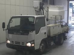 Isuzu Elf. Isuzu ELF NKR81 автовышка 10 метров 4800сс, 4 799 куб. см., 10 м.