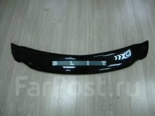 Дефлектор капота. Toyota Mark II, JZX110, GX110, GX115, JZX115 Двигатели: 1JZGTE, 1JZFSE, 1GFE, 1JZGE