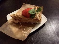 Торт Наполеон.
