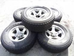 Bridgestone Dueler DM-01. Зимние, без шипов, износ: 20%, 5 шт