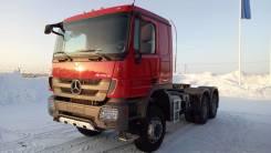 Mercedes-Benz Actros. Тягач 3 3346 AS 6х6, 12 000 куб. см., 32 998 кг.