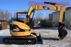 Caterpillar. Экскаватор 305sr 2010г. в. Металл. гуски Без пробега по Р. Ф, 2 400 куб. см., 0,25куб. м.