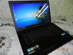 "Lenovo G700. 17.3"", 2 400,0ГГц, ОЗУ 6144 МБ, диск 500 Гб, WiFi, Bluetooth, аккумулятор на 2 ч."