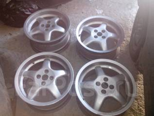 OZ Racing. 7.5x16, 4x100.00, ET35