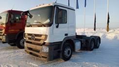 Mercedes-Benz Actros. Седельный тягач 3 2641 LS 6х4, 12 000 куб. см., 26 000 кг.