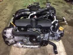 Двигатель в сборе. Subaru Forester, SJ, SJG, SJ5 Двигатель FB20. Под заказ