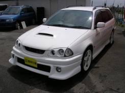 Обвес кузова аэродинамический. Toyota Sports Toyota Caldina, ST215