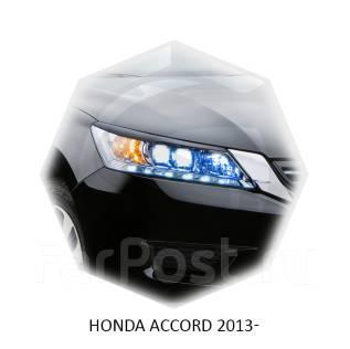 Накладка на фару. Honda Accord, CR6, CU2, CR2, CR3, CW1, CW2, CU1, CR5 Двигатели: LFA, K24Z3, K24W, J35Y, R20A, R20A3, K24A, K24W4